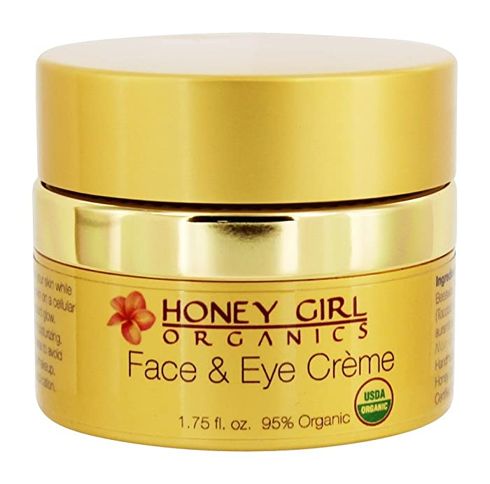 The Best Face Food Eye Cream