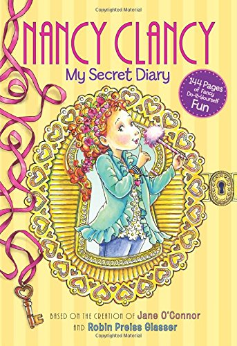 Fancy Nancy Clancy Secret Diary