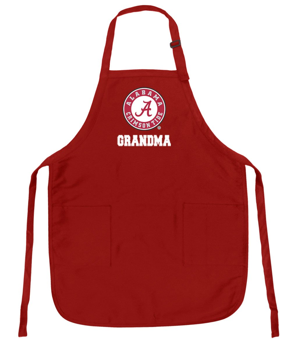 Broad Bay Best AlabamaおばあちゃんエプロンデラックスUA Alabama Grandmotherエプロン   B07C57YGPP