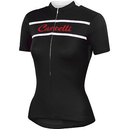 128c516a1 Amazon.com   Castelli Promessa Jersey   Sports   Outdoors