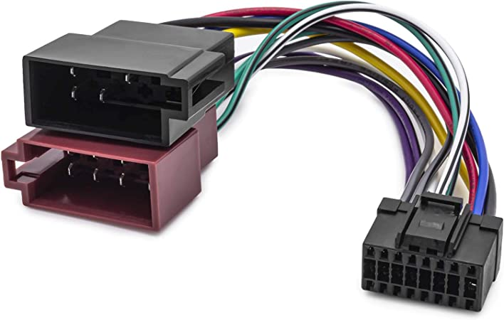 Adapter Universe 1070 Kfz Auto Radio Adapter Kabel Din Elektronik