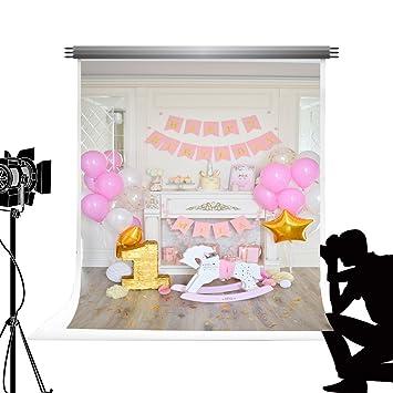 Kate los niños dibujos animados fondo Props Booth fiesta de ...