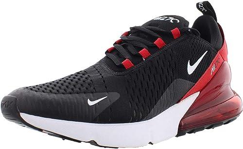 Nike Air Max 270 BlackWhite University red Anthracite