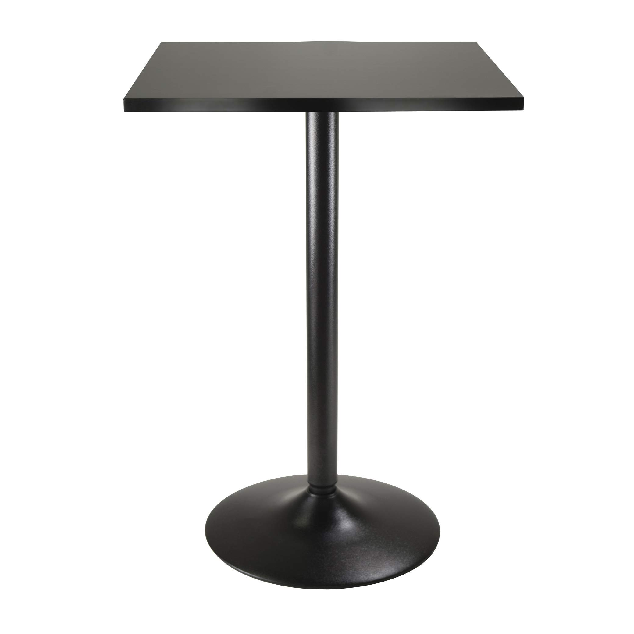 Winsome 20522 Obsidian Dining Black (Renewed) by Winsome (Image #1)