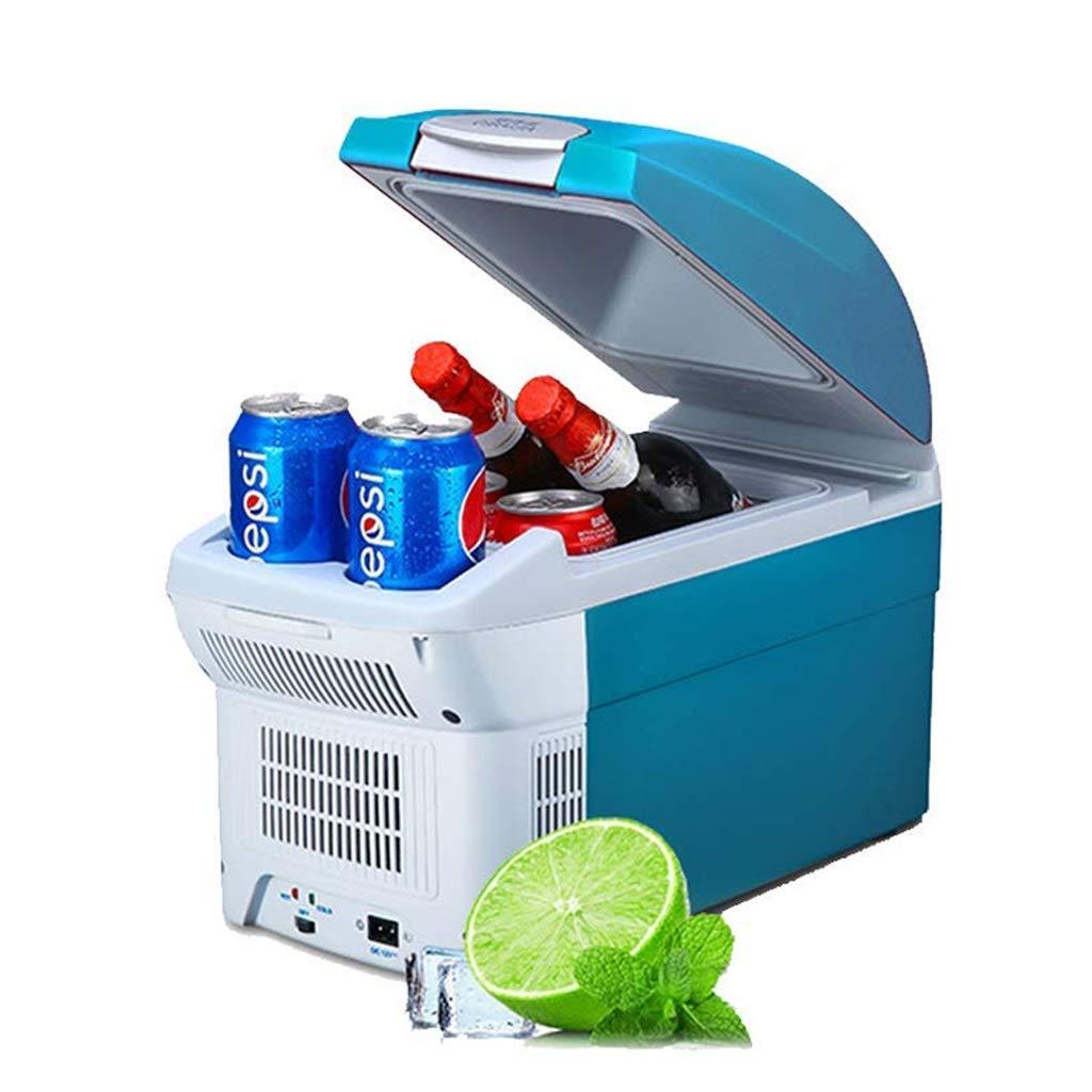 LSLMCS Car Refrigerator 8.5-Liter Car Refrigerators Hot and Cold Type Portable Car Fridge Mini Fridge Silent Design Large Capacity Outdoor Picnic Travel Freezer 422029cm by LSLMCS