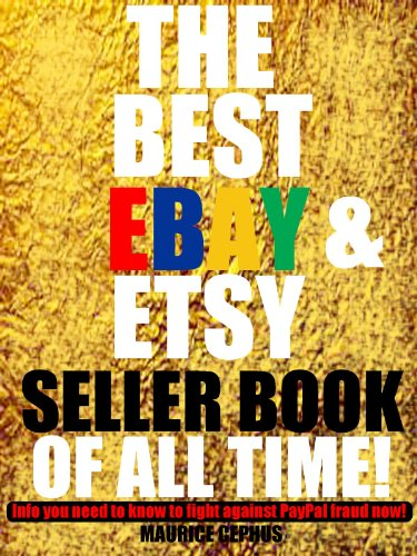 7e6c86fb34db4 Amazon.com: The Best Ebay & Etsy Seller Book Of All Time eBook ...