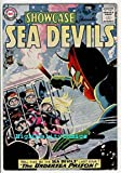 SHOWCASE #28, FN/FN, 2nd Sea Devils, Russ Heath, 1960, Undersea Prison