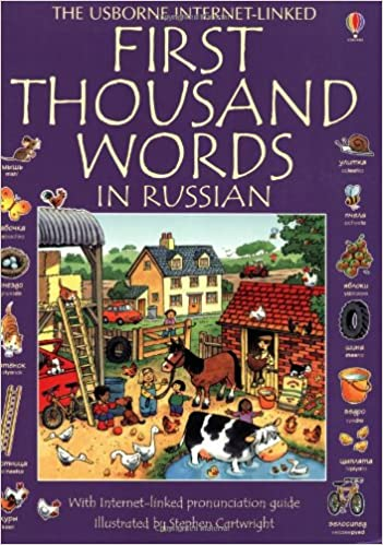 First 1000 Words Russian