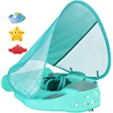 V Convey 2020 Newest Size Improved Add Tail Never Flip Over Mambobaby Non-Inflatable Float Smart Swim Trainer Relaxing…