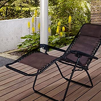 Joveco Outdoor Folding and Reclining Chair