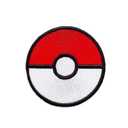 Pokeball Plus Master Boule Pokémon Jeu Patch Costume Dessin