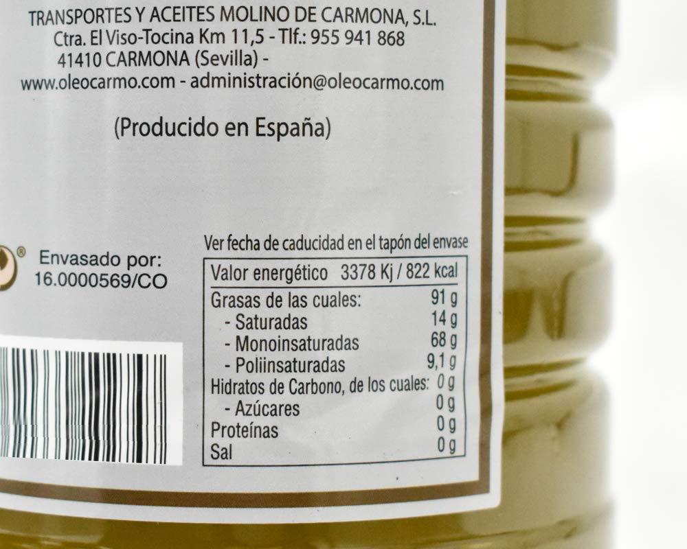 Aceite Oliva Virgen Extra, garrafa 5 litros. Recien Envasado y sin ...