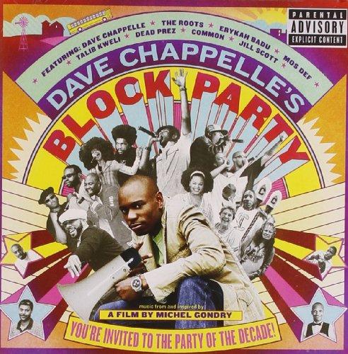 VA-Dave Chappelles Block Party-OST-CD-FLAC-2006-FATHEAD Download