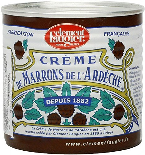 - Gourmet Chestnut Spread From France 35 Oz BIG CAN