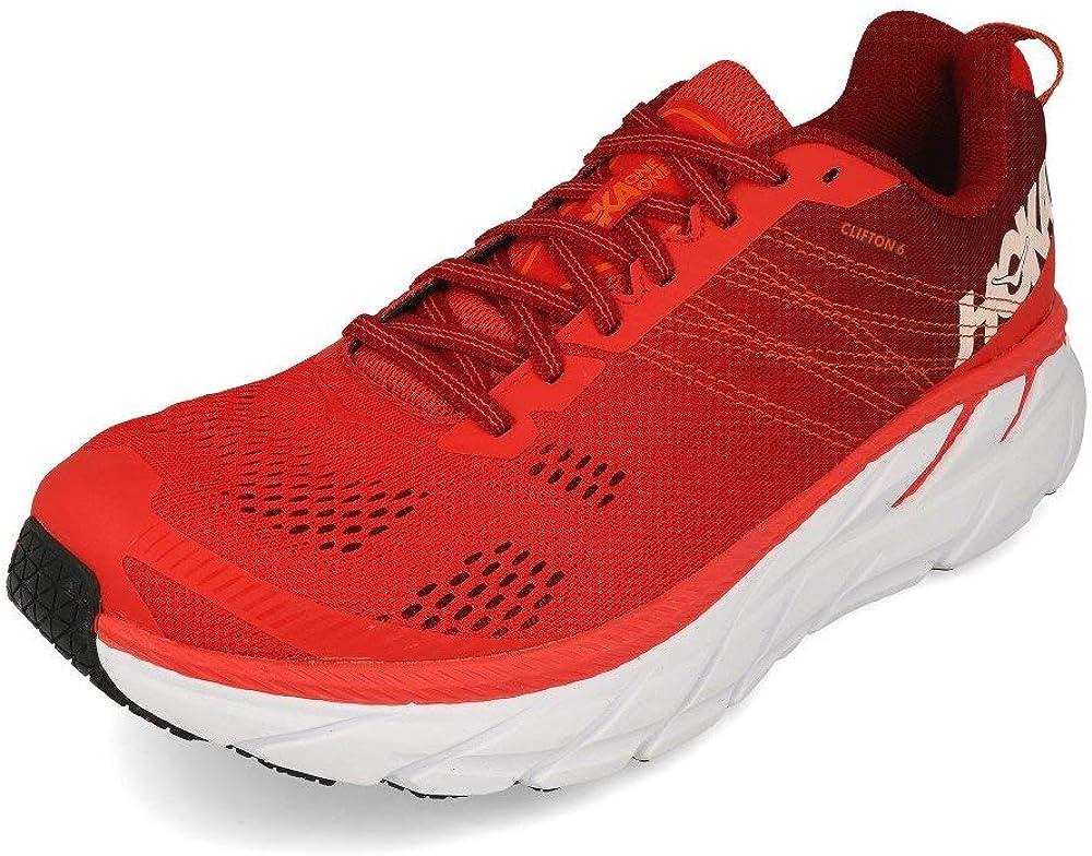Hoka CLIFTON 6, Zapatillas de Running por Hombre: Amazon.es: Zapatos y complementos