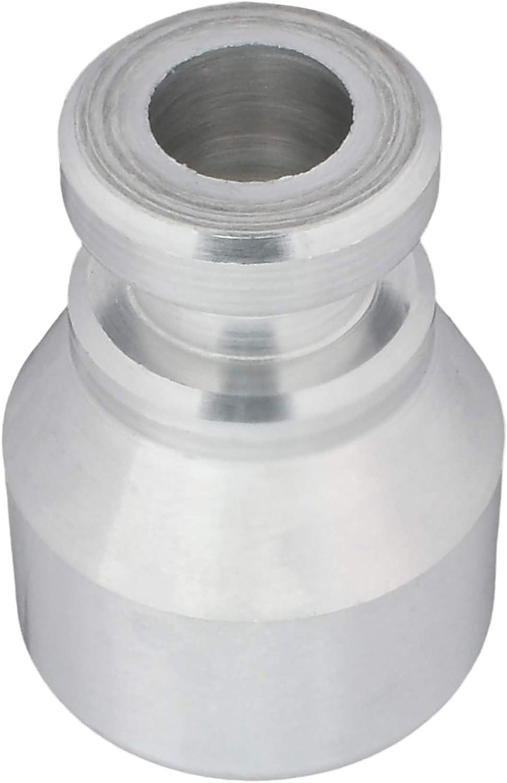 ICT Billet Fuel Injector Spacer Set of 8 LS2 Intake Manifold to LS Truck Injector Adapter ICT Billet Designed /& Manufactured in the USA L33 LM4 LM7 LR4 LQ4 LQ9 551287-LS-022
