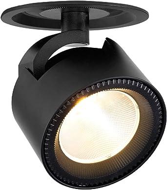 Dr.lazy 10W LED Luz de Techo Lamparas Focos LED Empotrables ...