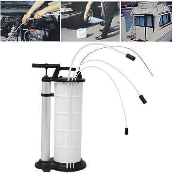 Shioucy - Bomba extractora de líquidos y aceites, profesional, 9 ...