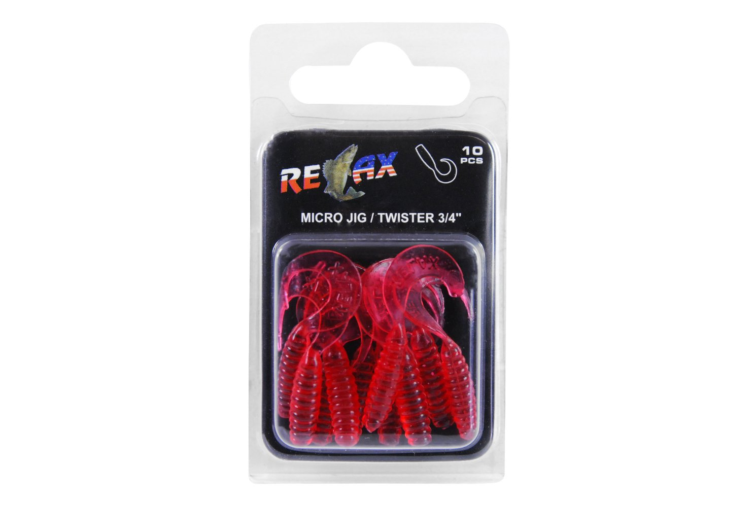 Relax Twister 3//4/2/cm Persico Trota 10/Pezzi