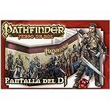 Pathfinder. Pantalla del dj-rol