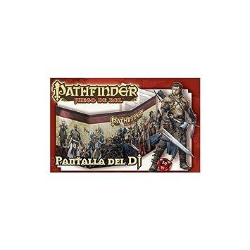 Devir Pathfinder, Pantalla del dj-rol Miscelanea 221688