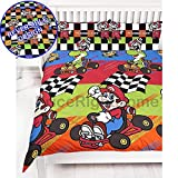 Best NINTENDO Comforters - Mario Champs Reversible UK Double / US Full Review