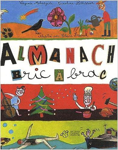 Almanach bric à brac pdf, epub ebook