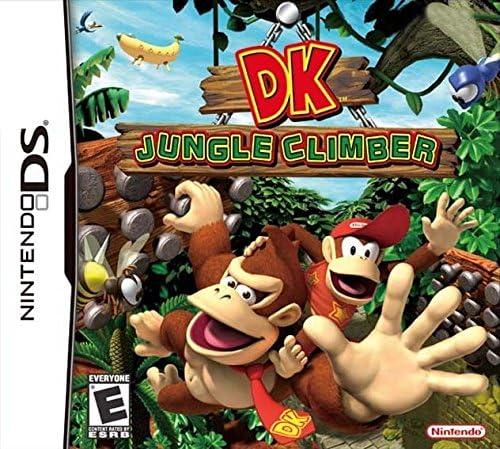 Nintendo Donkey Kong: Jungle Climber, NDS - Juego (NDS, Nintendo ...