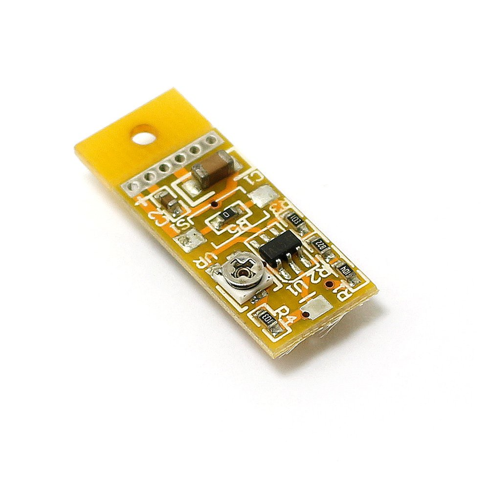 3.7v Power Supply Driver Board for 445nm 447nm 450nm 1w 1.4w 1.6w Laser Diode LD Module Circuit Board 9x20mm