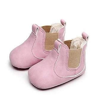 f019eef54aae6 Chaussures Bébé Binggong Chaussures Enfant en bas âge Nouveau-né Bébé  Garçons Fille Berceau Bottes