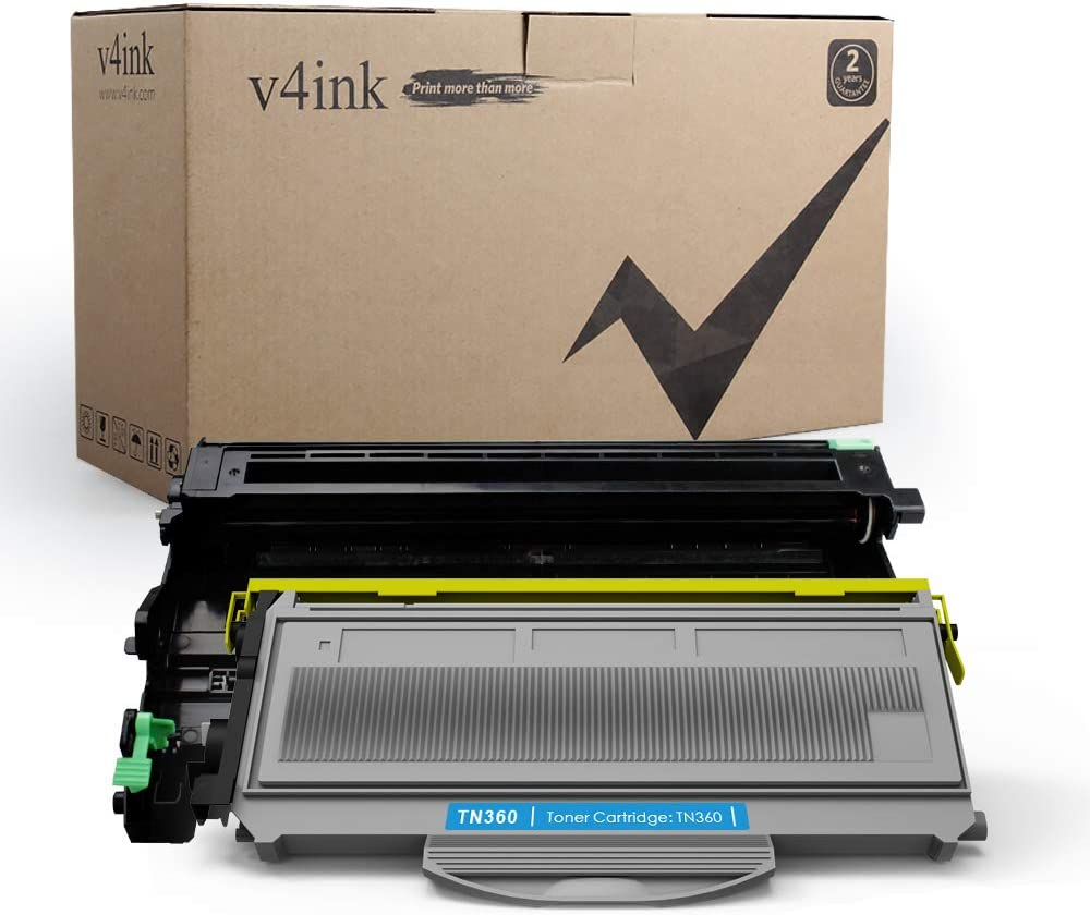 2 PK Toner Cartridge /& Drum Unit Set TN360 DR360 For Brother TN330 HL-2140 2170W