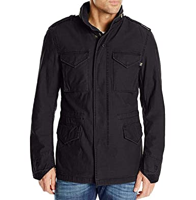 901719b13b837 Amazon.com: Alpha Industries Men's M 65 Defender Field Coat: Clothing
