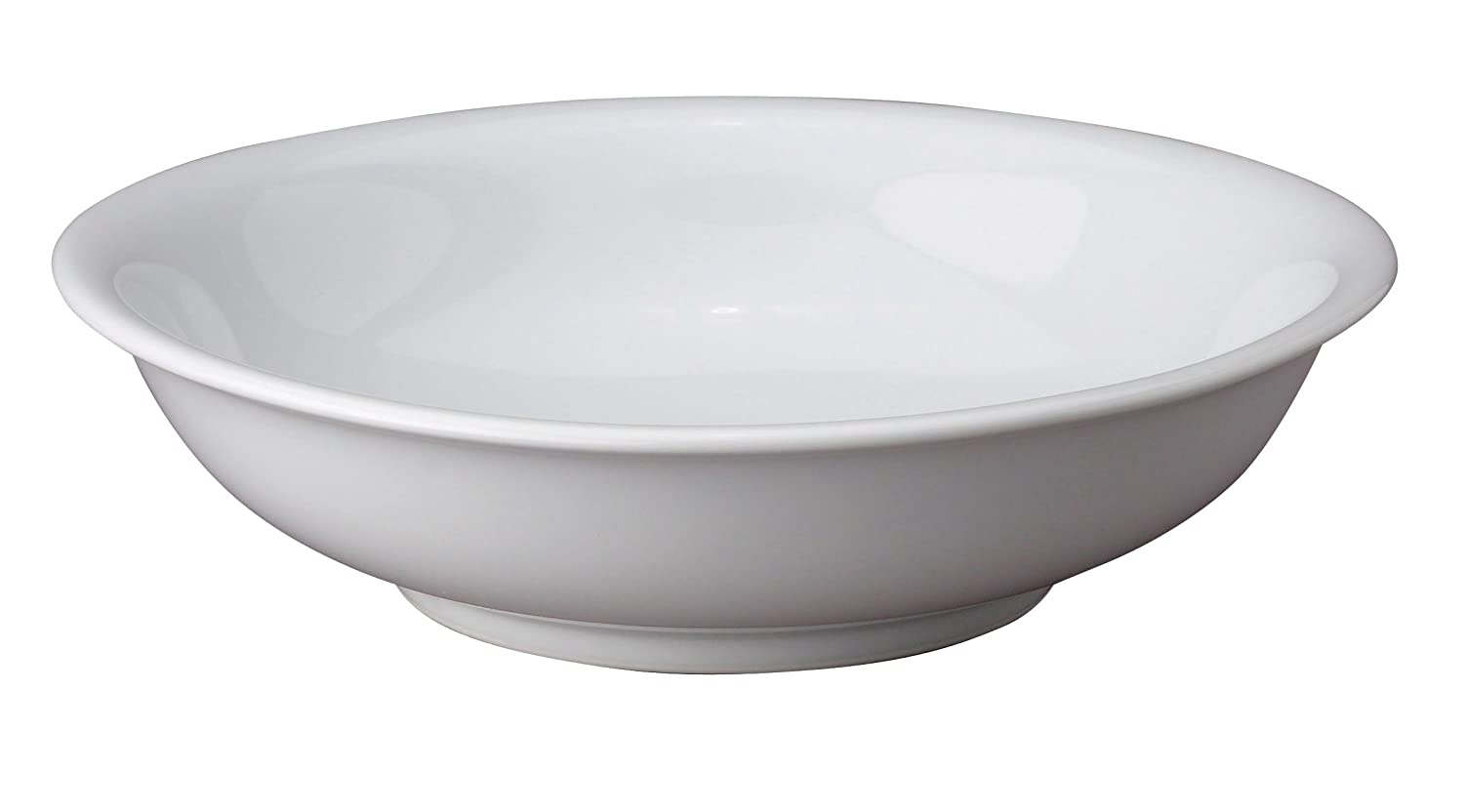 HIC Brands that Cook 9-1/2-Inch CafWhite Porcelain Vegetable Bowl 78015
