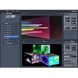 ArKaos プロジェクションマッピング対応ビデオミックスソフトウェア GrandVJ 2 XT(グランドブイジェイツーエックスティー)