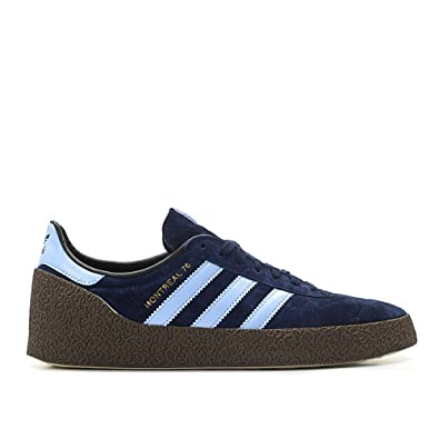 adidas Men Montreal 76 Navy Collegiate Navy Clear Sky Gold Metallic Size  8.0 US 1573f0a50e79