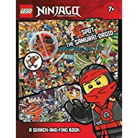 Lego Ninjago Search And Find