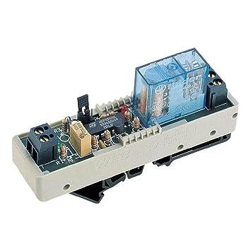 Conrad Components Zeitrelais Modul 12 V Amazon De Elektronik