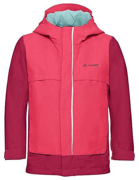 cheaper 32be3 a5d24 VAUDE Kinder Racoon Jacket V Wetterschutzjacke wasserdicht