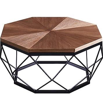 Table Basse Fer Forge Et Bois.Table Basse De Grande Taille Table De Negociation Materiel