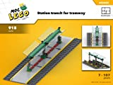 Station Tramway (Instruction Only): MOC LEGO (English Edition)