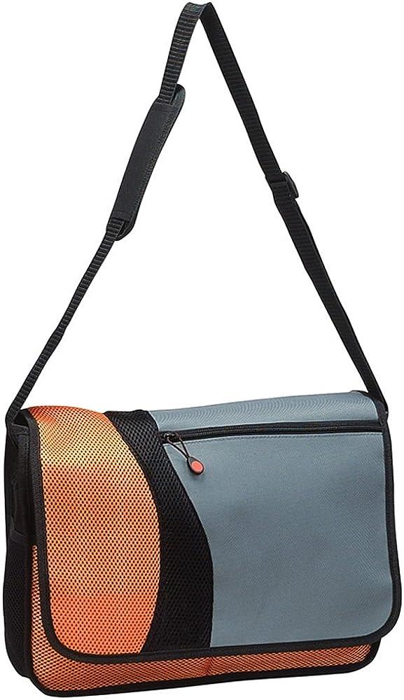 All-star School Meeting Messenger Bag- Orange