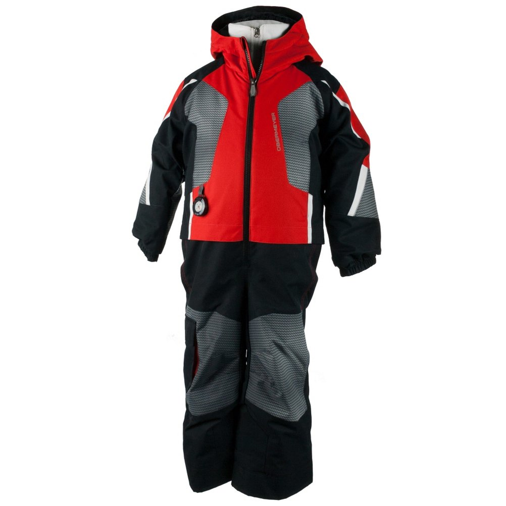 Obermeyer Boys Vortex Suit (Red / 7) by Obermeyer