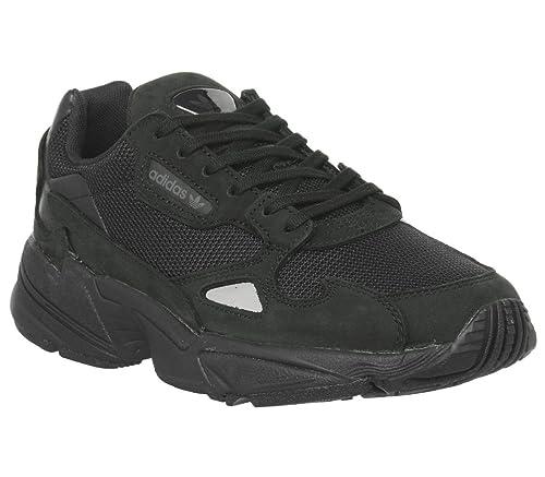 zapatillas adidas mujer negras