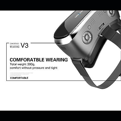 laptop all in one Machine realtà virtuale Headset occhiali 3D VR scatola 14  cm display con 4 K 1920 x 1080 risoluzione 16 G ROM da 2 G con wifi e  Bluetooth ... c65d07b35812
