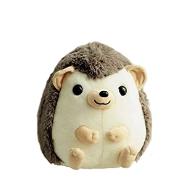 Amazon Com Vicwin One Squeezable Stuffed Animal Plush Hedgehog