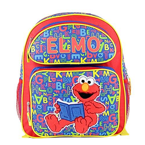Small Backpack Sesame Street Reading