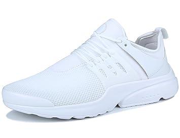 GNEDIAE Zapatillas Running para Hombre Aire Libre y Deporte Transpirables Casual Zapatos Gimnasio Correr Sneakers: Amazon.es: Zapatos y complementos