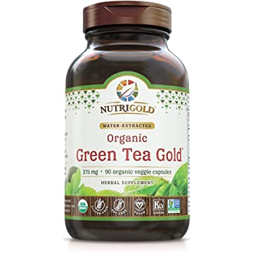 top best NutriGold Green Tea Gold - Metabolism