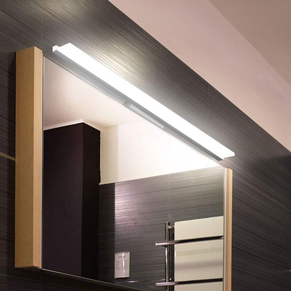 JYY LED Spiegelleuchte Für Badezimmer über Schrankleuchten Wandlampe,Threetonelight-23.62in