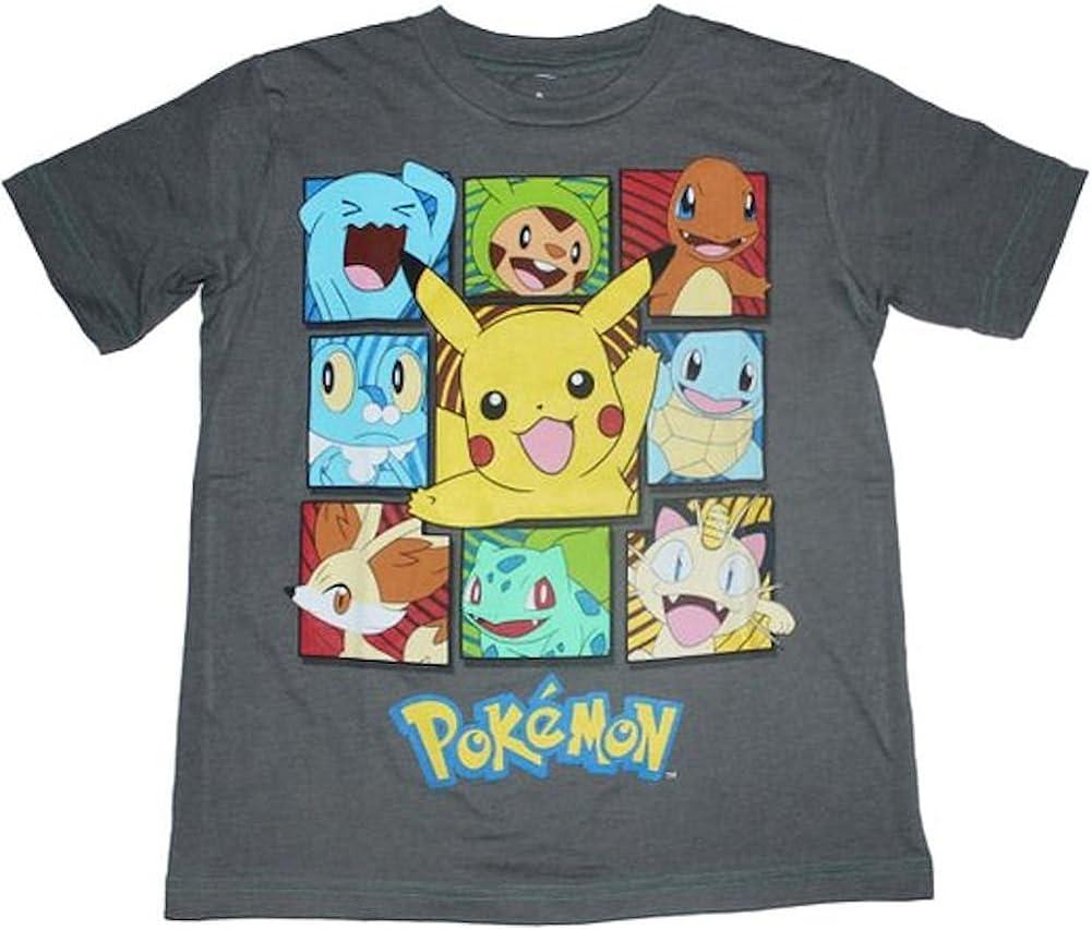 Pok/émon Pikachu Bolt Boys T-Shirt